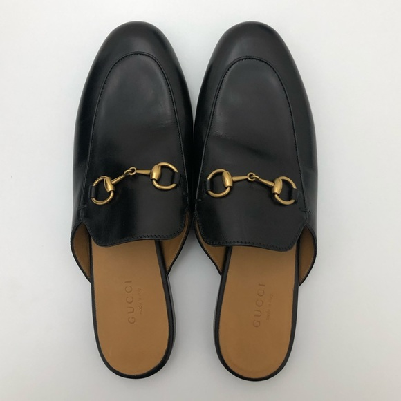8fd38cbced2 Gucci Shoes - Gucci Princetown Loafer Mule